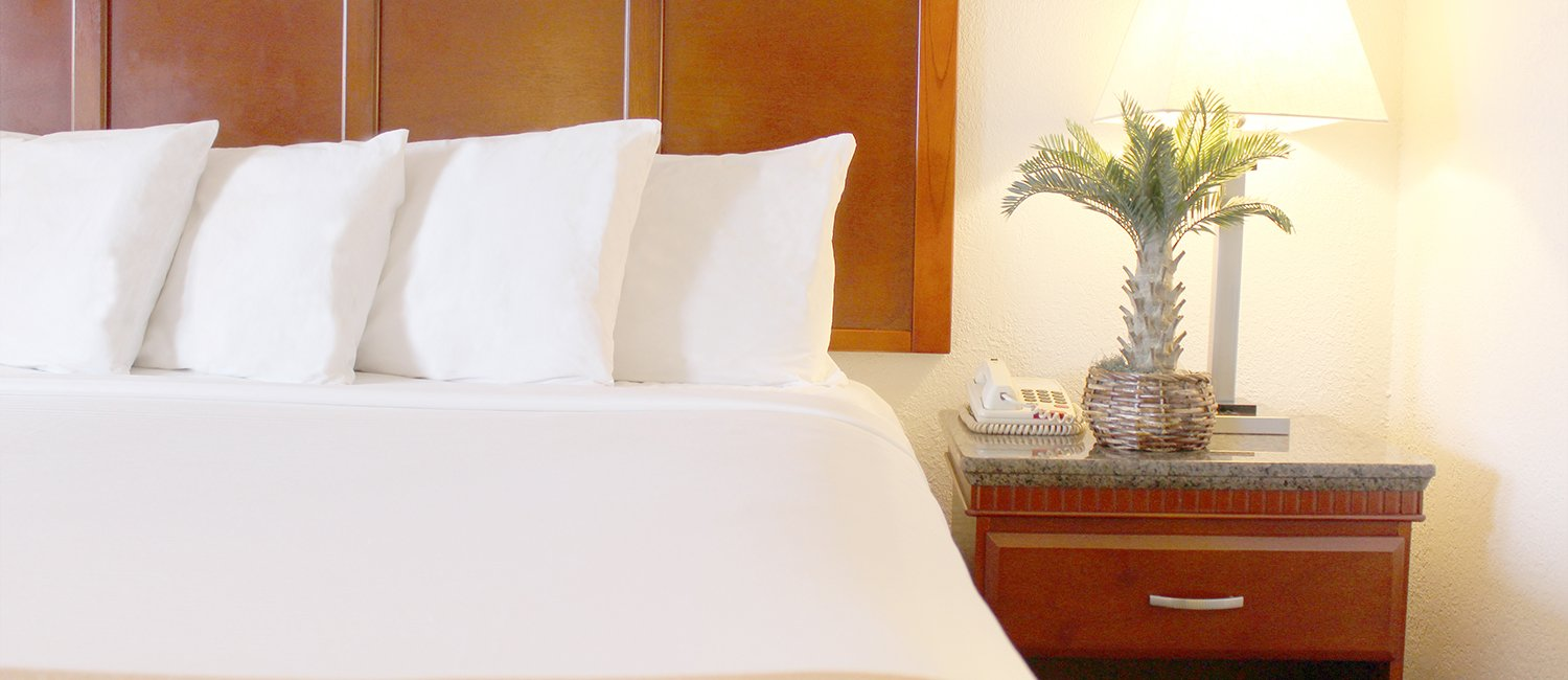 ENJOY OUR WELL-APPOINTED GUEST ROOMS